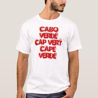 CABO VERDE CAP VERT CAPE VERDE T-Shirt