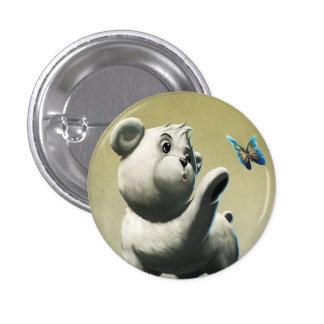 Caboose 1 Inch Round Button
