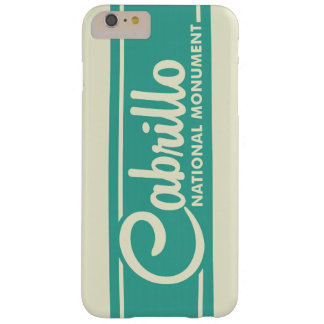 Cabrillo National Monument Barely There iPhone 6 Plus Case