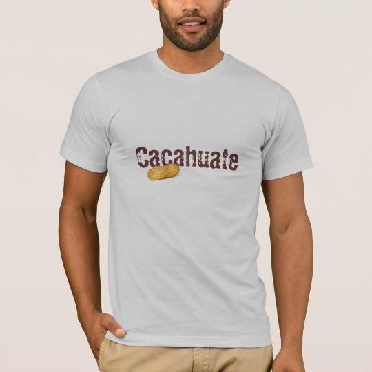 Cacahuate aka Peanut T-Shirt