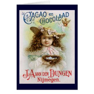 Cacao en Chocolaad – J.A. van den Dungen Nijmegen Card