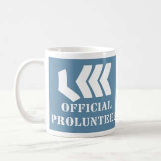CACC Prolunteer Mug Blue