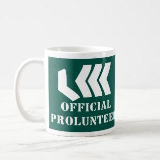 CACC Prolunteer Mug Green