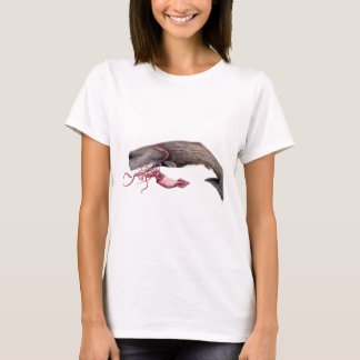 Cachalote and calamary T-Shirt
