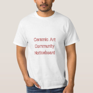 CACN Supporting Potters in Crisis  T-Shirt