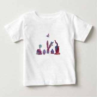 Cacti art baby T-Shirt