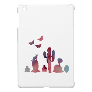 Cacti art case for the iPad mini