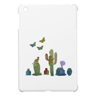 Cacti art iPad mini cover