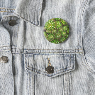 Cacti close up Badge 2 Inch Round Button