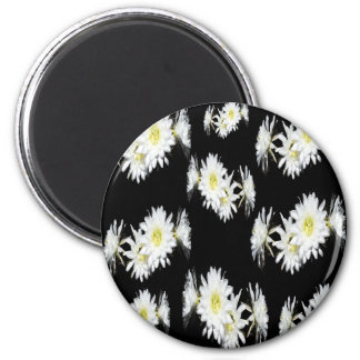 Cacti_Flower_Envy,_ 2 Inch Round Magnet