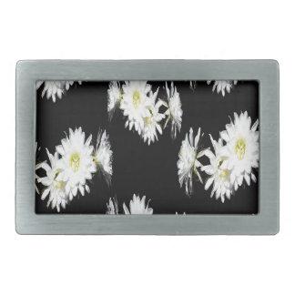 Cacti_Flower_Envy,_ Rectangular Belt Buckles