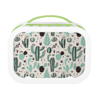 Cacti Lunch Box