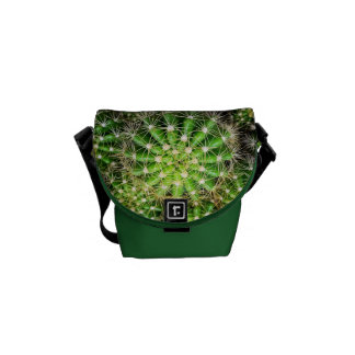 Cacti Mini Messenger Bag