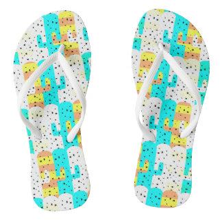 Cacti pattern flip flops