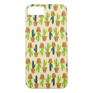Cacti Pattern Phone Case