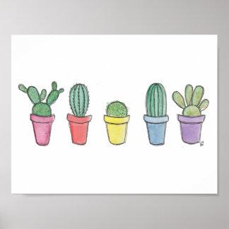 Cacti Print