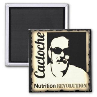Cactoche Nutrition Revolution Magnet