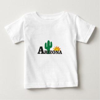 Cactus az baby T-Shirt