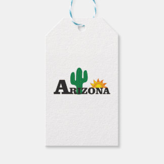 Cactus az gift tags