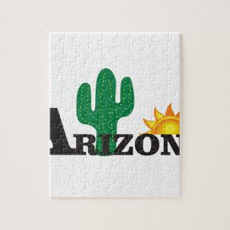 Cactus az jigsaw puzzle