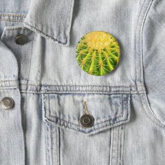 Cactus Badge 2 Inch Round Button