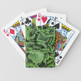Cactus Bicycle Playing Cards
