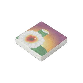 Cactus Blossom Stone Magnet