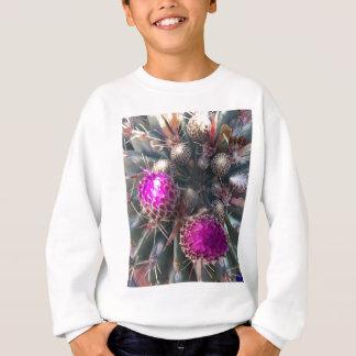 Cactus blossom sweatshirt