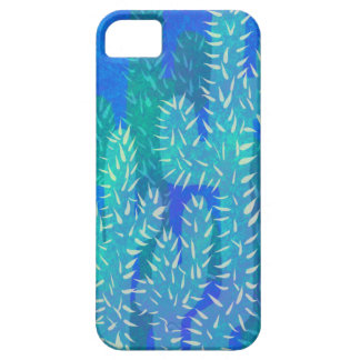 Cactus Blue iPhone 5 Covers