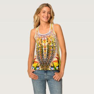 Cactus Boost Women's Tank Top