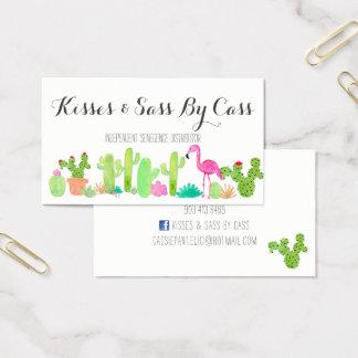 Cactus Business Card