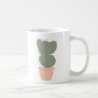 Cactus concept sulks coffee mug