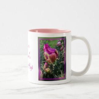 Cactus Cup-customize Two-Tone Coffee Mug