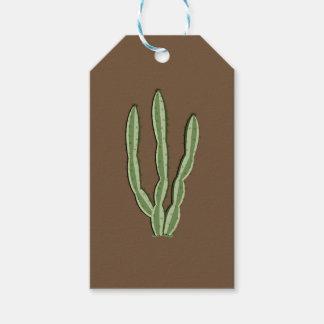 Cactus Custom Gift Tags