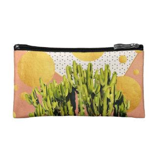 Cactus Dream Cosmetic Bag