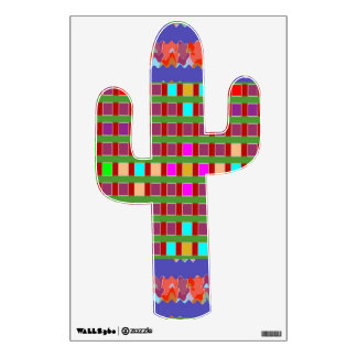 CACTUS Exotic   Graphic Art Collection Wall Decal
