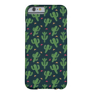 Cactus Fiesta Barely There iPhone 6 Case