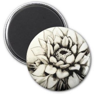 Cactus Flower Magnet
