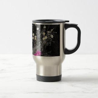 Cactus Flower Series Travel Mug