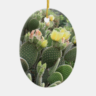 Cactus Flowers Ornament