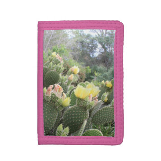 Cactus Flowers Wallet