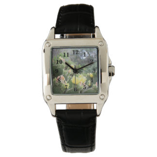 Cactus Flowers Watch