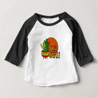 Cactus - free hugs baby T-Shirt