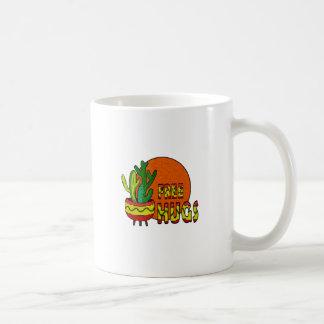 Cactus - free hugs coffee mug
