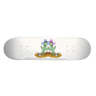 Cactus Friends Forever Skate Board Deck