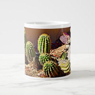 Cactus Garden Coffee Cup
