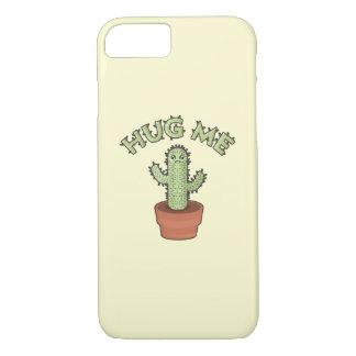 Cactus Hug Me iPhone 8/7 Case