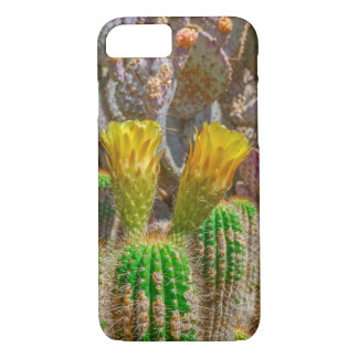 CACTUS IN BLOOM iPhone 7 CASE