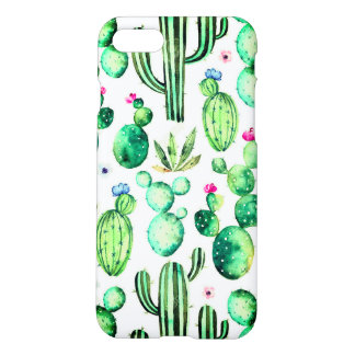 Cactus Iphone 7 Matte Phone Case