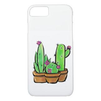 Cactus joy iPhone 8/7 case